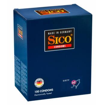 SICO 60mm-es óvszer (100db)