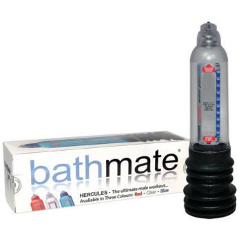 Bathmate Hercules - Hidraulikus péniszpumpa (átlátszó)