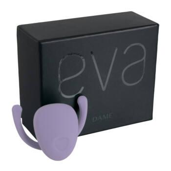 DAME EVA Hands Free - csiklóvibrátor (levendula)