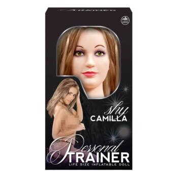 Shy Camilla - életnagyságú guminő