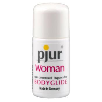 pjur Woman szilikonos síkosító (10ml)