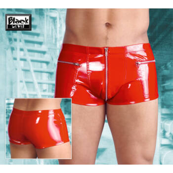 Lakk, zsebes boxer - piros