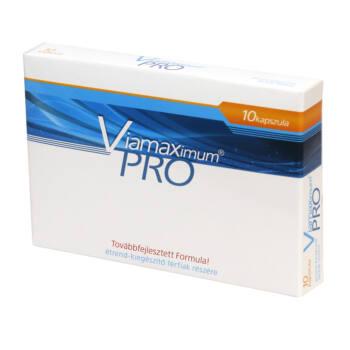 Viamaximum Pro - étrend-kiegészítő férfiaknak (10db)