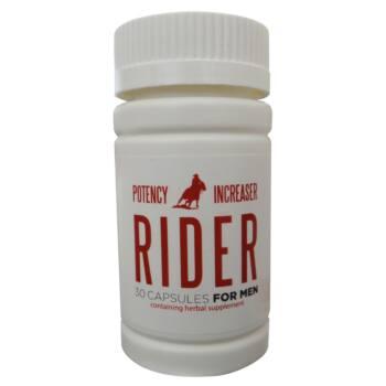 Rider - étrend-kiegészítő kapszula férfiaknak (30db)
