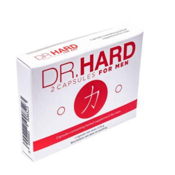Dr. Hard - kapszula férfiaknak (2db)