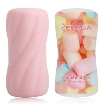 Svakom Marshmallow - mini maszturbátor (halvány rózsaszín)