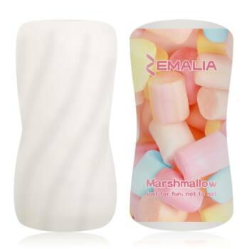 Svakom Marshmallow - mini maszturbátor (fehér)