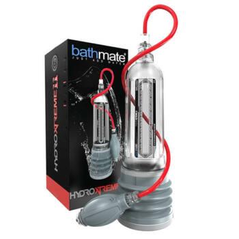 BathMate Xtreme Hydromax X50 - hydropumpa szett (áttetsző)