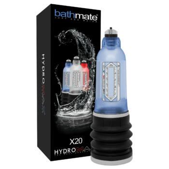 BathMate Hydromax X20 - hydropumpa (kék)