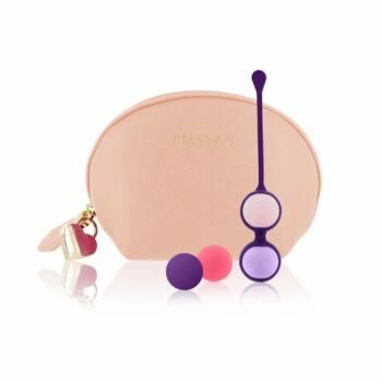 Rianna Essentials - variálható gésagolyó szett (nude)