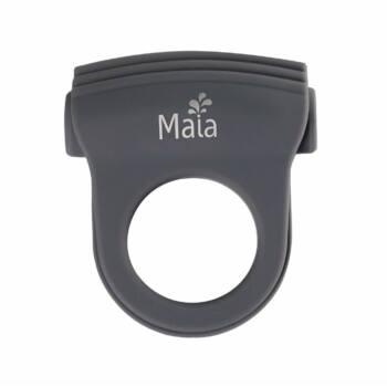 Maia Liam - akkus péniszgyűrű (szürke)