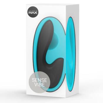 Sensemax Sensevibe - vízálló G-pont vibrátor (fekete)