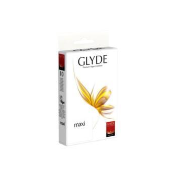 GLYDE vegán óvszer - Maxi (10db)