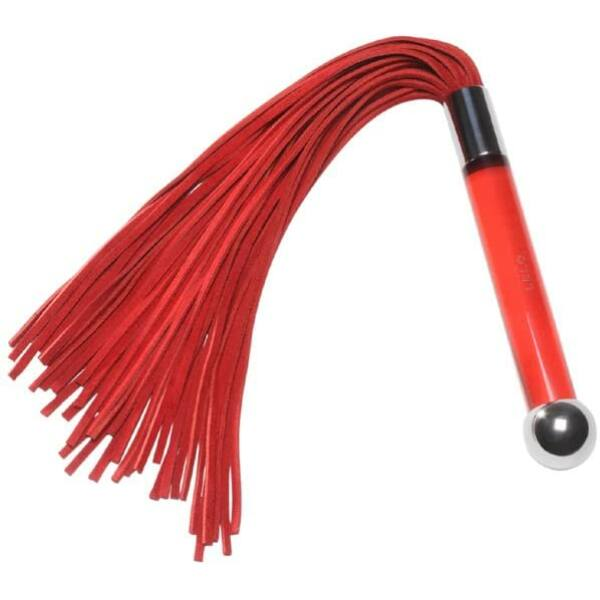 LELO Sensua - minikorbács (piros)